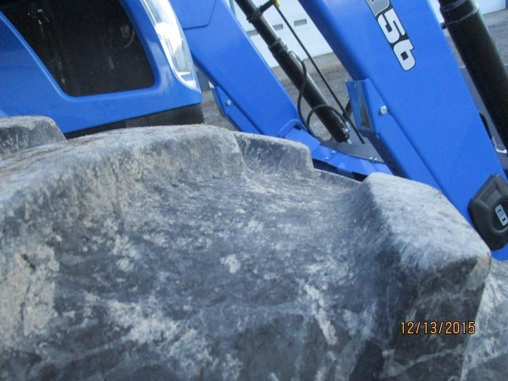 Detail photo of 2007 New Holland TS135A from Construction Equipment Guide