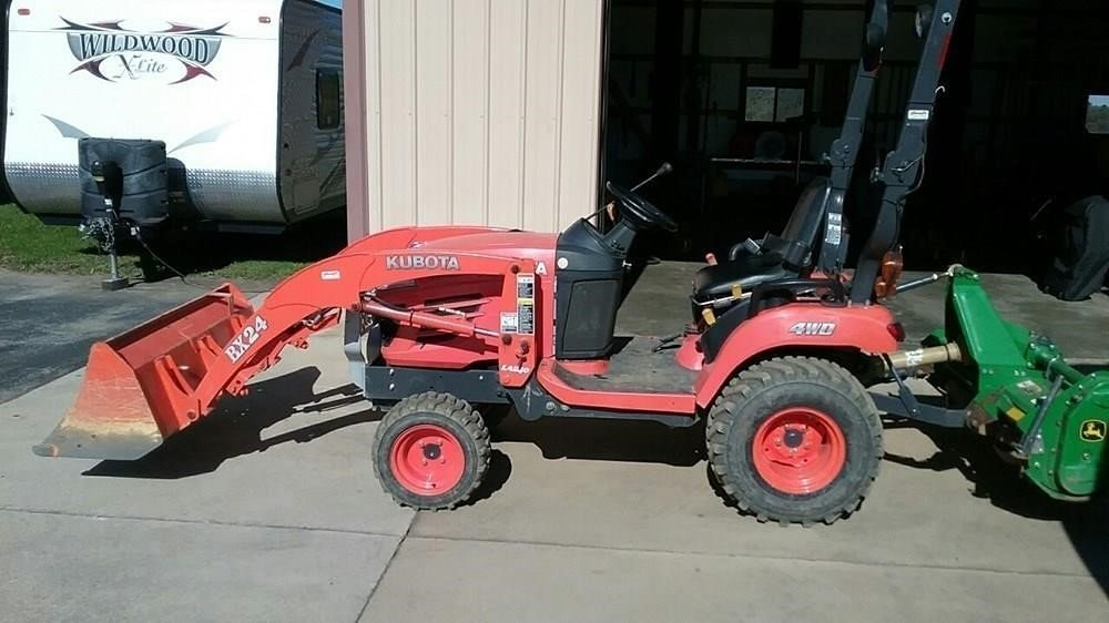 Detail photo of  Kubota BX24 from Construction Equipment Guide