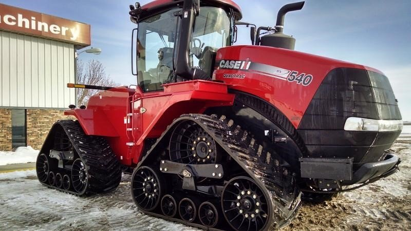 Detail photo of 2017 Case IH STEIGER 540 QUADTRAC from Construction Equipment Guide