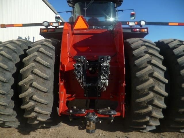 Detail photo of 2012 Case IH STEIGER 550 HD from Construction Equipment Guide