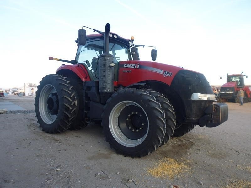 Detail photo of 2015 Case IH MAGNUM 380 CVT from Construction Equipment Guide