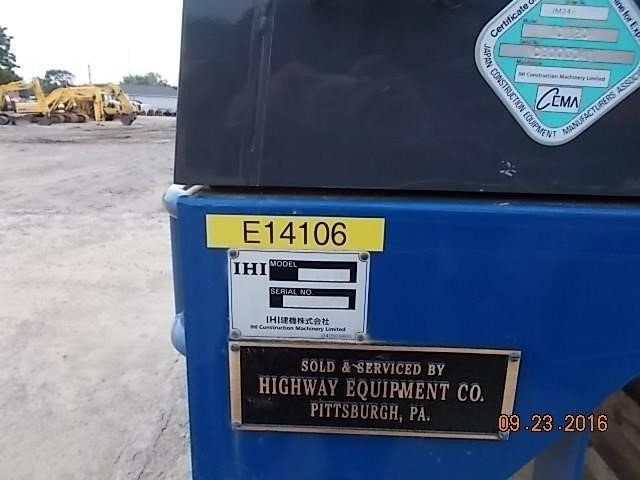 Detail photo of 2014 IHI IC120 from Construction Equipment Guide