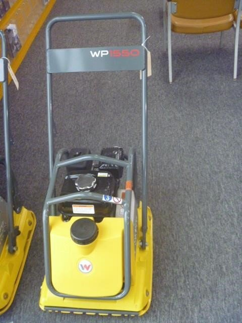 Detail photo of  Wacker Neuson VP1550AW from Construction Equipment Guide