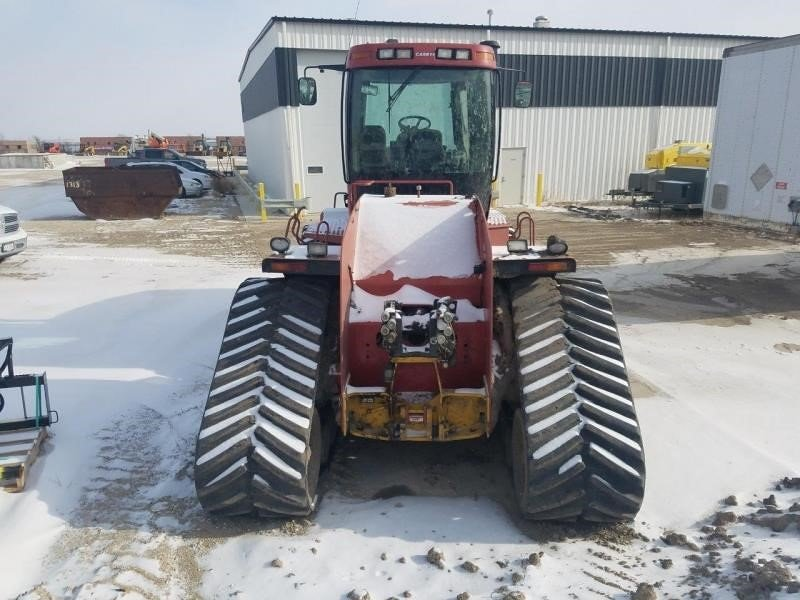 Detail photo of 2011 Case IH STEIGER 535 QUADTRAC from Construction Equipment Guide