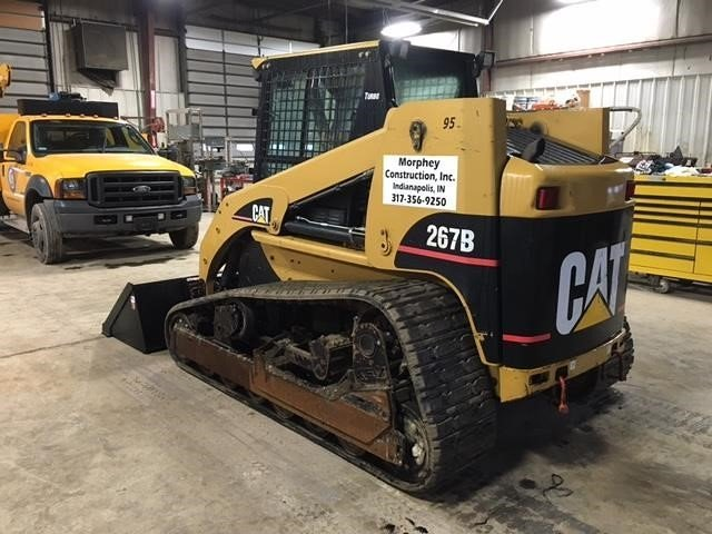 Detail photo of 2005 Caterpillar 267B from Construction Equipment Guide