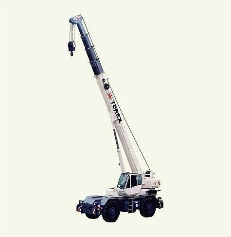 Detail photo of 2018 Terex RT45 from Construction Equipment Guide