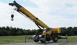 Detail photo of 2010 Grove RT650E from Construction Equipment Guide