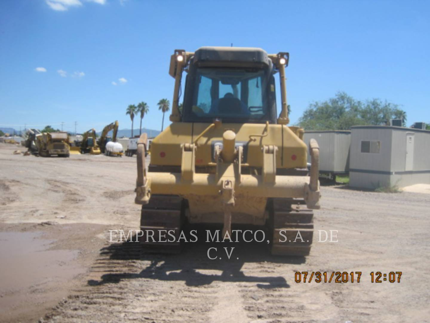 Detail photo of 2010 Caterpillar D6N XL from Construction Equipment Guide