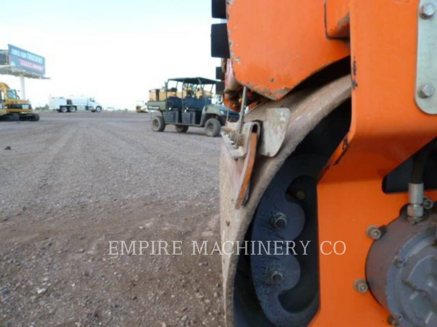 Detail photo of 2008 Hamm HD12 from Construction Equipment Guide