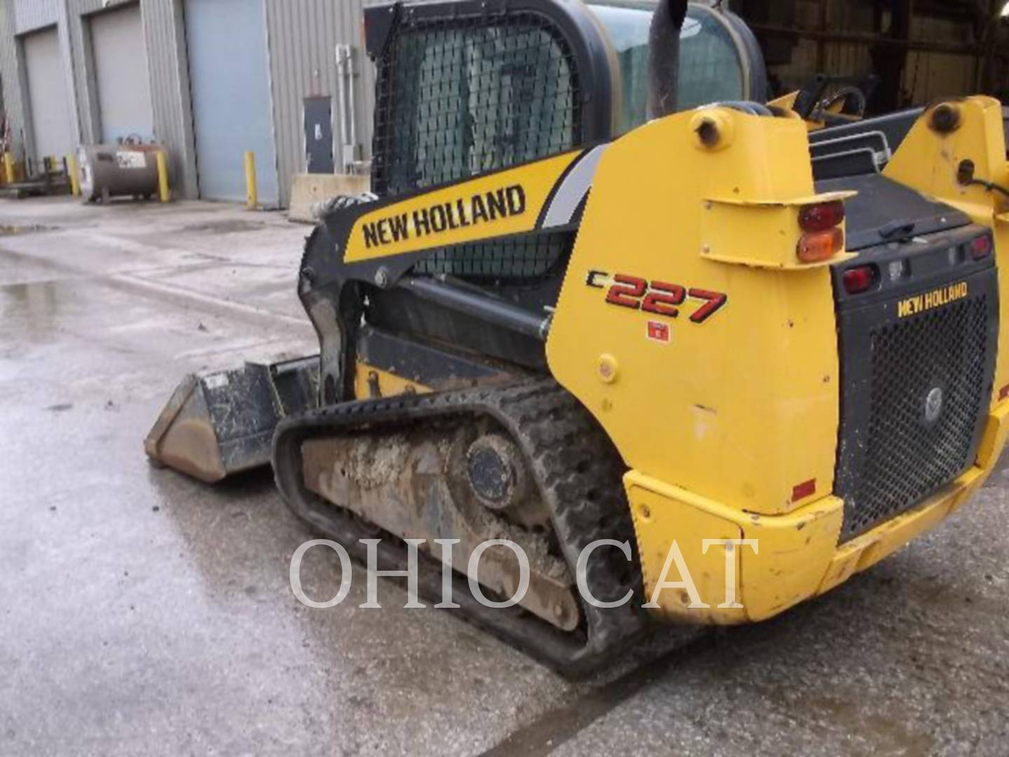 Detail photo of 2013 New Holland 227 from Construction Equipment Guide