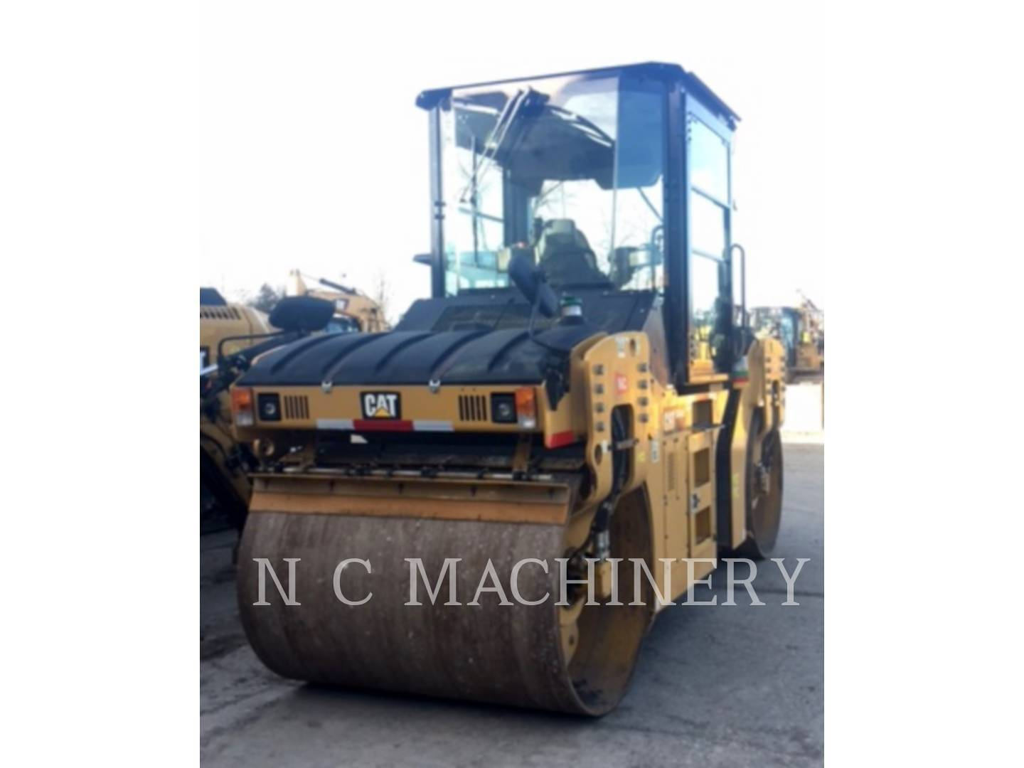 Detail photo of 2014 Caterpillar CB44B from Construction Equipment Guide