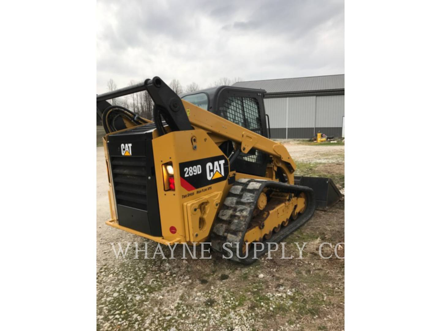 Detail photo of 2015 Caterpillar 289D XPS from Construction Equipment Guide