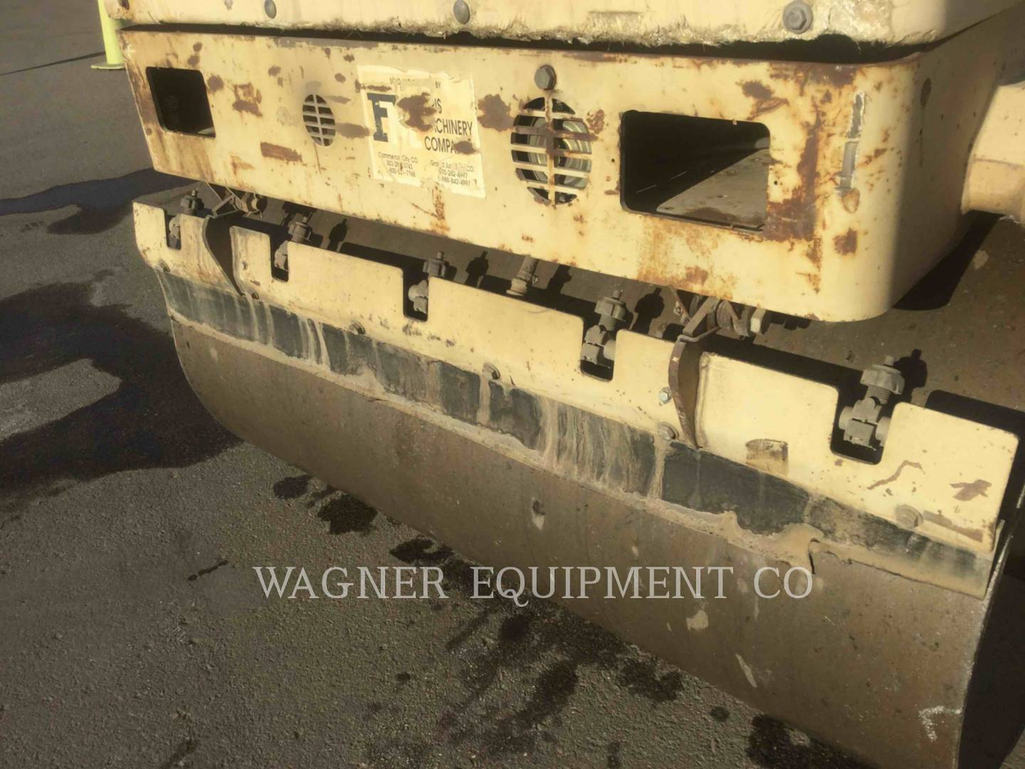 Detail photo of 2003 Ingersoll Rand DD34 HF from Construction Equipment Guide