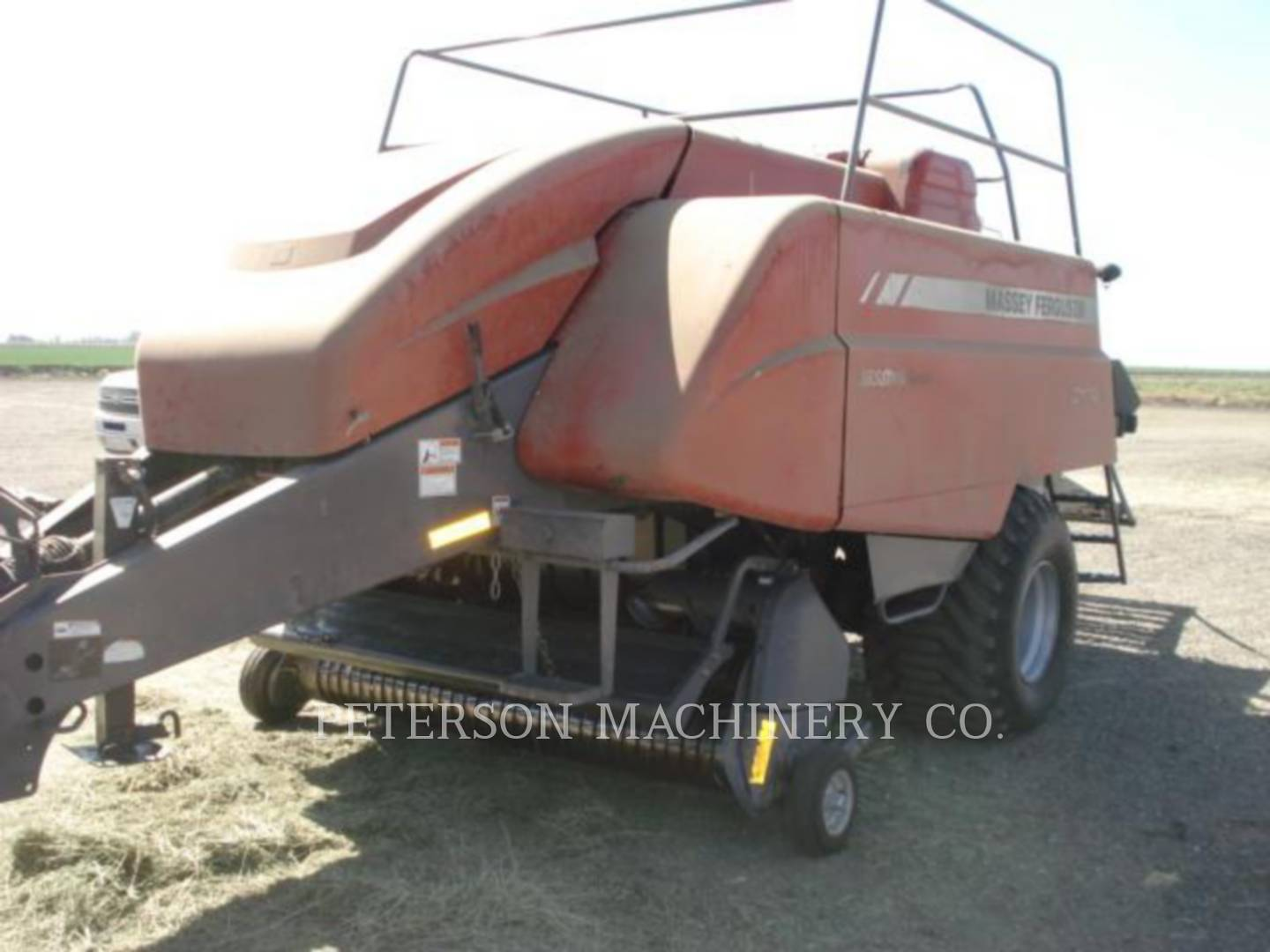 Detail photo of 2007 Massey Ferguson MF2170 from Construction Equipment Guide