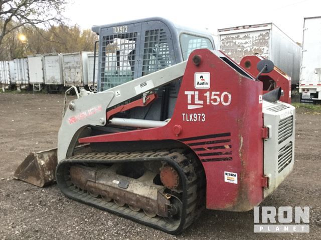 Detail photo of 2007 Takeuchi TL150 from Construction Equipment Guide