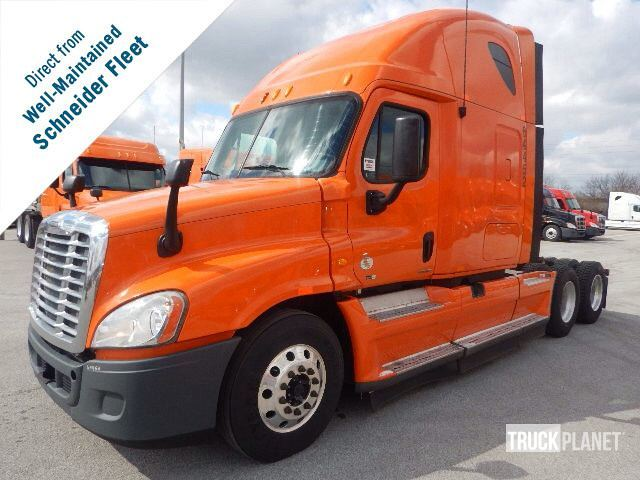 Detail photo of 2012 FREIGHTLINER Cascadia 125 from Construction Equipment Guide