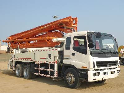 Detail photo of 2007 Isuzu CYZ51Q from Construction Equipment Guide