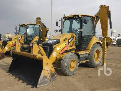 Detail photo of 2014 Caterpillar 422F from Construction Equipment Guide