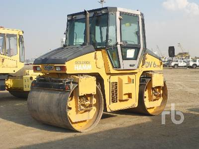 Detail photo of 2000 Hamm DV06V SUPER from Construction Equipment Guide