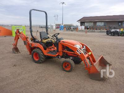 Detail photo of 2013 Kubota BX25DLB from Construction Equipment Guide