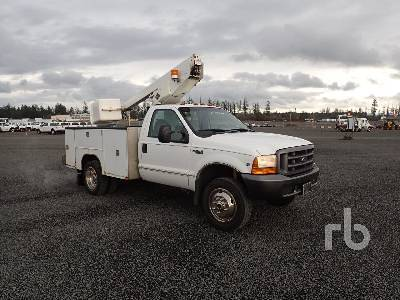 Detail photo of 1999 Ford F450 from Construction Equipment Guide