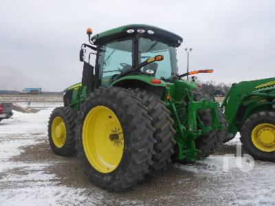 Detail photo of 2013 John Deere 7280R from Construction Equipment Guide