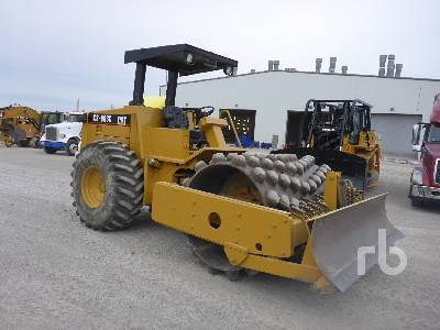 Detail photo of 1999 Caterpillar CP563C from Construction Equipment Guide