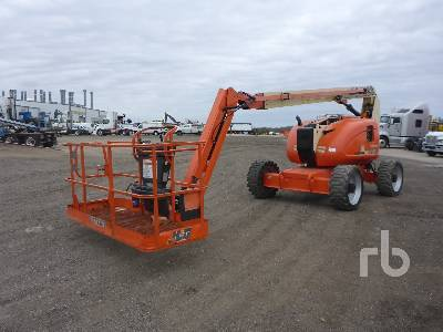 Detail photo of 2008 JLG 600AJ from Construction Equipment Guide