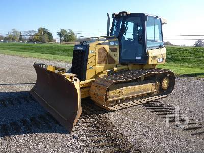 Detail photo of 2011 Caterpillar D5K from Construction Equipment Guide