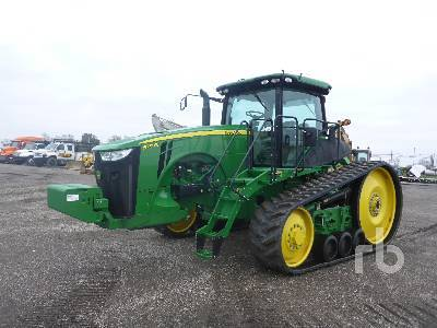 Detail photo of 2012 John Deere 8310RT from Construction Equipment Guide