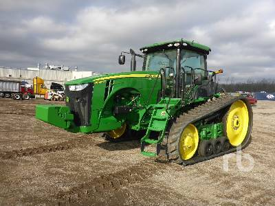 Detail photo of 2011 John Deere 8310RT from Construction Equipment Guide