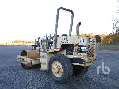 Detail photo of 1994 Ingersoll Rand SD70 from Construction Equipment Guide