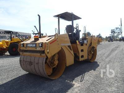 Detail photo of 2010 Caterpillar CB534D from Construction Equipment Guide