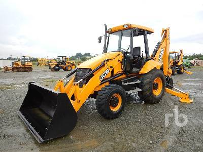 Detail photo of 2013 JCB 3C from Construction Equipment Guide