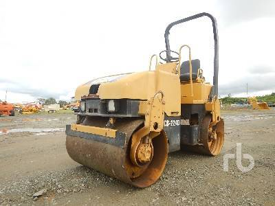 Detail photo of 2002 Caterpillar CB224D from Construction Equipment Guide