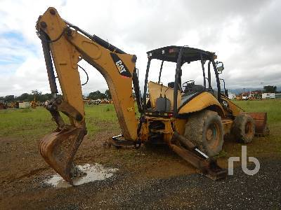 Detail photo of 2010 Caterpillar 416E from Construction Equipment Guide