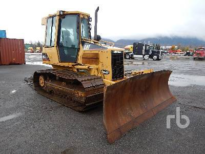 Detail photo of 2007 Caterpillar D5G from Construction Equipment Guide