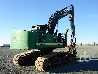 Detail photo of 2013 John Deere 2154D from Construction Equipment Guide