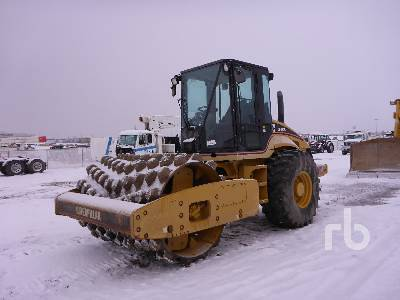 Detail photo of 2006 Caterpillar CP563E from Construction Equipment Guide