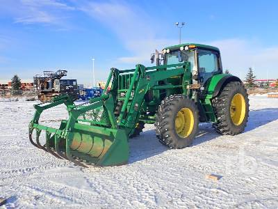 Detail photo of 2008 John Deere 7330 from Construction Equipment Guide