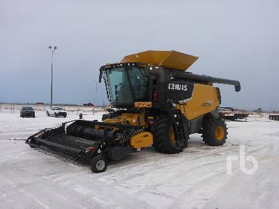 Detail photo of 2012 Claas LEXION 750 from Construction Equipment Guide