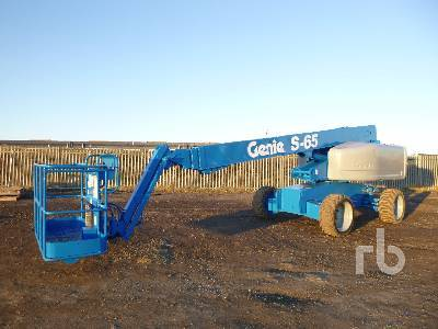 Detail photo of 2004 Genie S-65 from Construction Equipment Guide