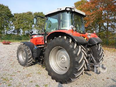 Detail photo of 2013 Massey Ferguson 7618 from Construction Equipment Guide