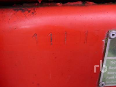 Detail photo of  POETTINGER EUROPROFI 540MT from Construction Equipment Guide