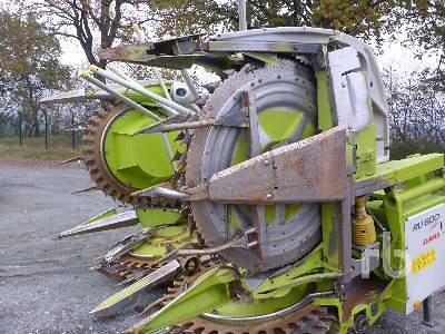 Detail photo of  Claas RU600 from Construction Equipment Guide