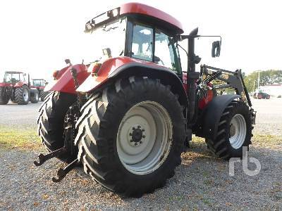 Detail photo of 2008 Case IH CVX160 from Construction Equipment Guide
