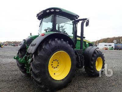 Detail photo of 2014 John Deere 7290R from Construction Equipment Guide