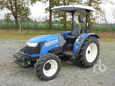 Detail photo of 2014 New Holland TD3.50 from Construction Equipment Guide