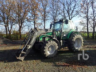Detail photo of 1997 DEUTZ-FAHR AGROTRON 120 from Construction Equipment Guide