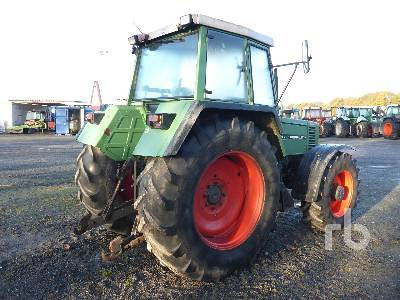 Detail photo of  Fendt 310LSA from Construction Equipment Guide